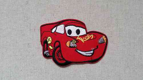 Patch stickers - Lighting Mcqueen