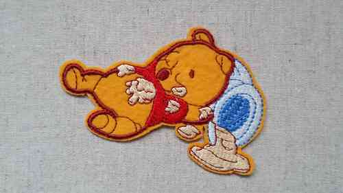 Patch stickers - Sleeping Winnie