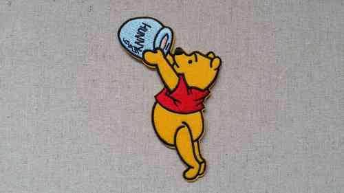 Patch sticker - Honey Winnie