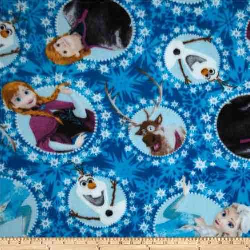 Disney Fleece Frozen (150cm wide)