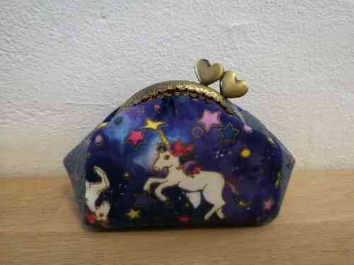Metal frame balloon purse sewing kit