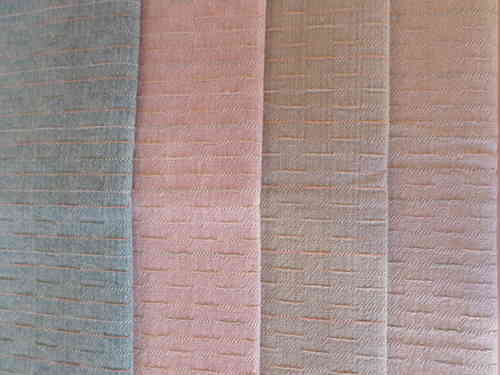 4104 Japanese Yarn dyed Fabric fatquarter bundle (big) 4 pcs