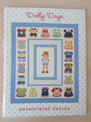 Book - Dolly Days (English)