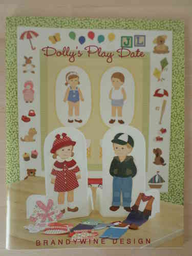 Book - Dolly's Play Date (English)