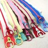 Colorful zipper 30 cm