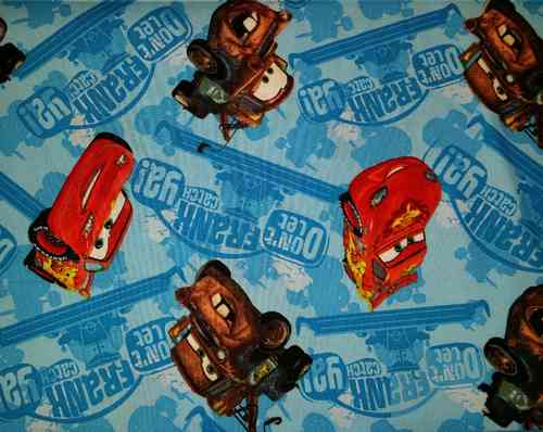 Disney Lighting mcqueen - Blue