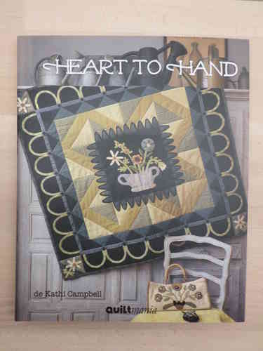 Book - Heart to hand ( English)