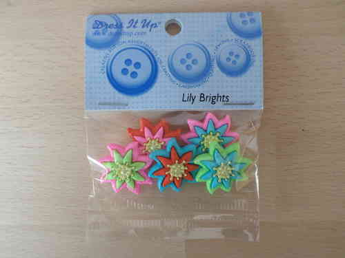 Lily Brights Buttons