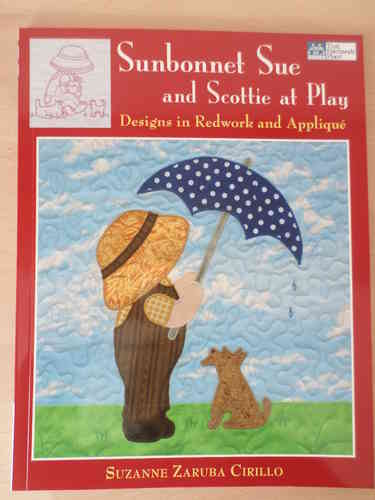 Book - Sunbonnet Sue and Scottie at Play (English)