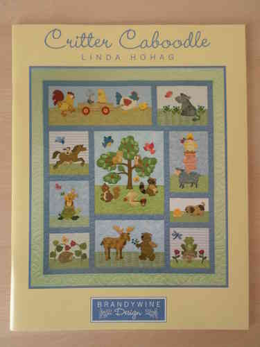 Book - Critter Caboodle (English)