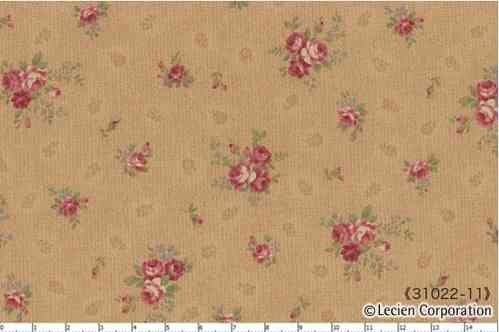 Floral Collection Antique Rose, CAMEL
