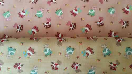 Bonne Sue Fabric from DAIWABO (2 pcs)