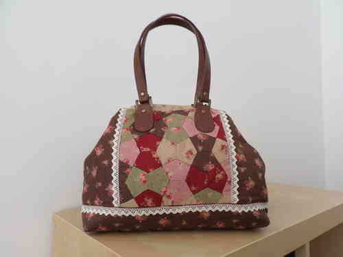 Free Pattern - Rose bag