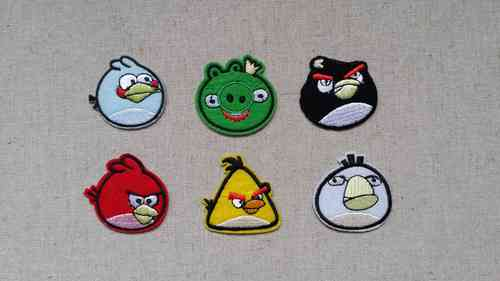 Patch sticker - Angry Birds